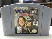NINTENDO Nintendo 64 Game 64 GAME WCW VS. WORLD TOUR
